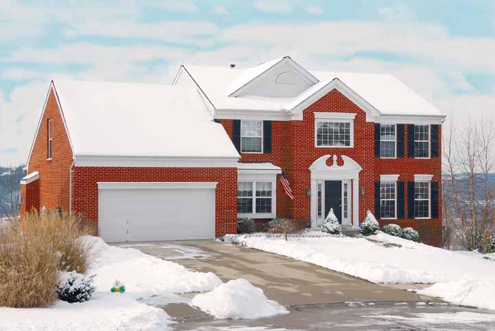 Winter Home Improvemens